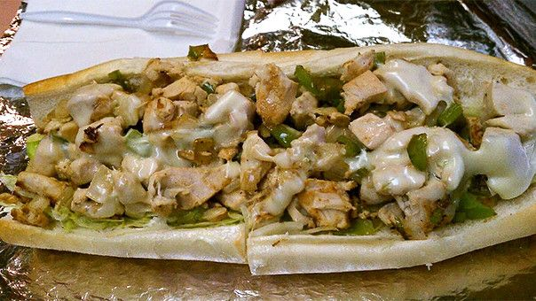 They may not be the real thing, but chicken cheesesteaks have plenty of merit on their own. Whether you live red-meat-free (like Mayor Michael Nutter) or are simply in the mood for something different in your hoagie roll, these alt-sandwiches are a solid option. While the regular beef ...