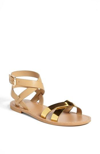 Tory Burch 'Jace' Sandal (Online Only) available at #Nordstrom