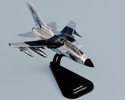 1:100 Tornado IDS - Black Panthers - Die Cast Model - Airplanes / Helies - Different models - Die-cast | Hobbyland Scale model plane made of metal / Die-cast / in 1:100 scale manufactured by ITALERI.