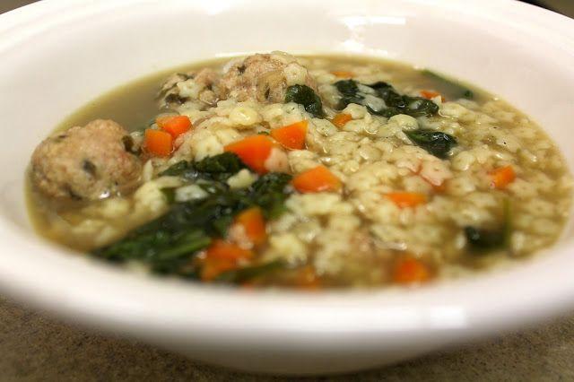 108 best Soup: Italian Wedding Soup!!! images on Pinterest | Italian ...
