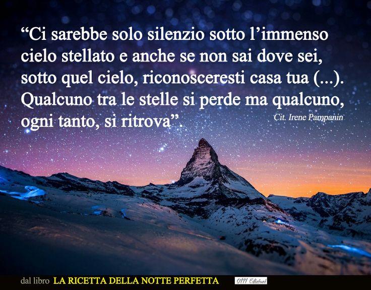 """Dal racconto """"Il grande cane bianco"""" in """"La ricetta della Notte Perfetta"""" (0111 Edizioni)"""