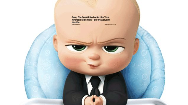 Irrefutable Proof ThatHeadlines About The Boss Baby Are the Best Things On the Internet
