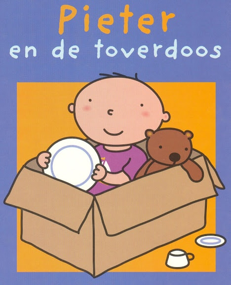 Prentenboek : Pieter en de Toverdoos