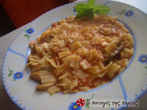 Ιταλική σούπα #sintagespareas