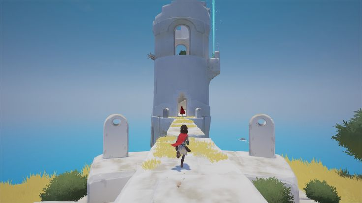 Rime review #a journey both beautiful and abstract #VideoGames #abstract #beautiful #journey #review