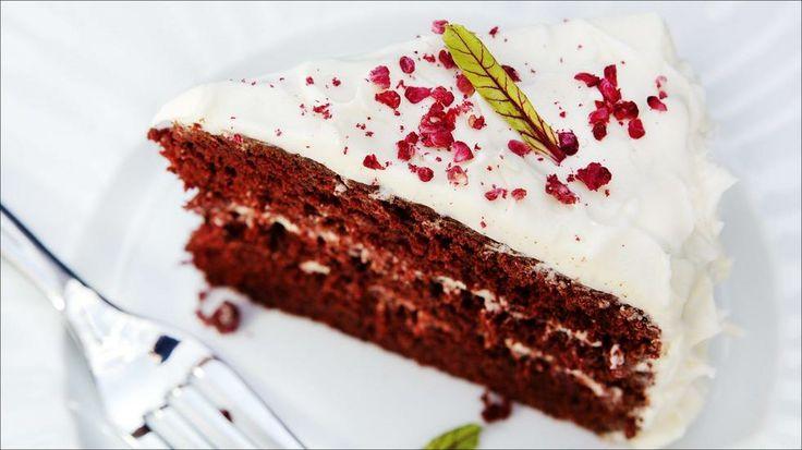 Rødbet og sjokoladekake - Godt.no - Finn noe godt å spise