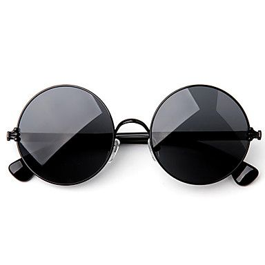 Mens Trendy Vintage Round Sunglasses http://www.thesterlingsilver.com/product/ray-ban-rb3025-00151-gold-gradient-brown-lenses-aviator-sunglasses-55mm/