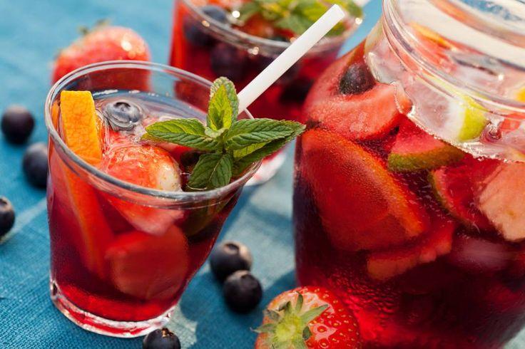 Sangria: Sommerliche Bowle selber machen