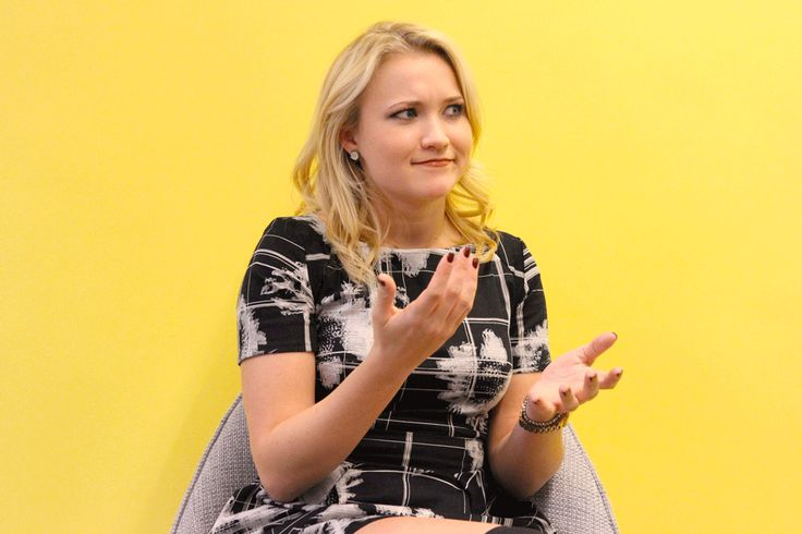 """Emily Osment Plays A Game Of """"Would You Rather?"""""""