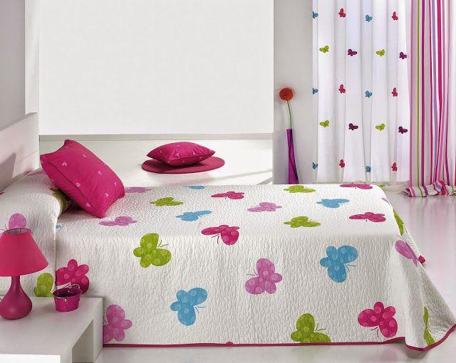 Primavera en el dormitorio con ropa de cama | wacapaka
