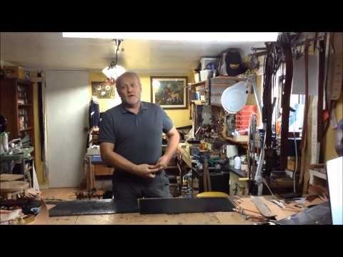 Tactical Belt: The Leather Mark reversible Tactical Belt