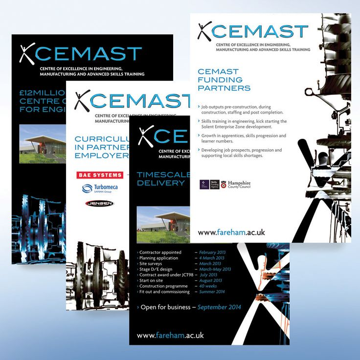 Best Brochures Flyers And Posters Images On