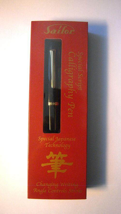 Review: Sailor Special Script Calligraphy Pen | Parka Blogs