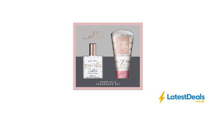Zoella Snowella Perfume And Body Lotion Gift Set Free C C 8 At