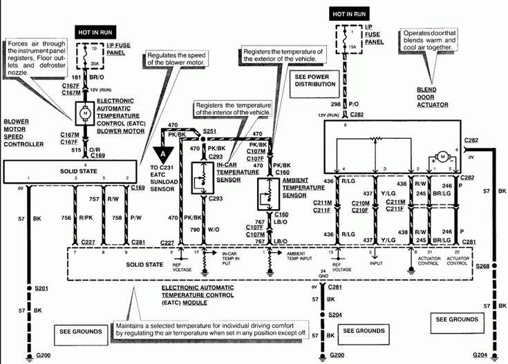 15+ 1996 Lincoln Town Car Wiring Diagram1996 lincoln town