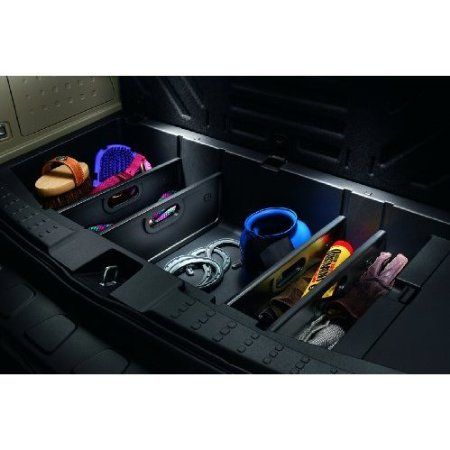 Honda Genuine Factory Cargo Organizer - 08U45-SZA-100A; 2009 to 2014 Pilot : Amazon.com : Automotive