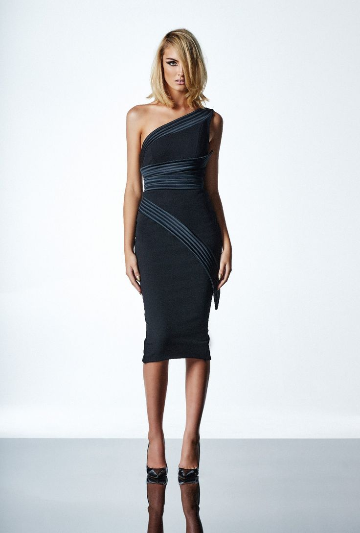 Zhivago - The Fifth Dress - Black