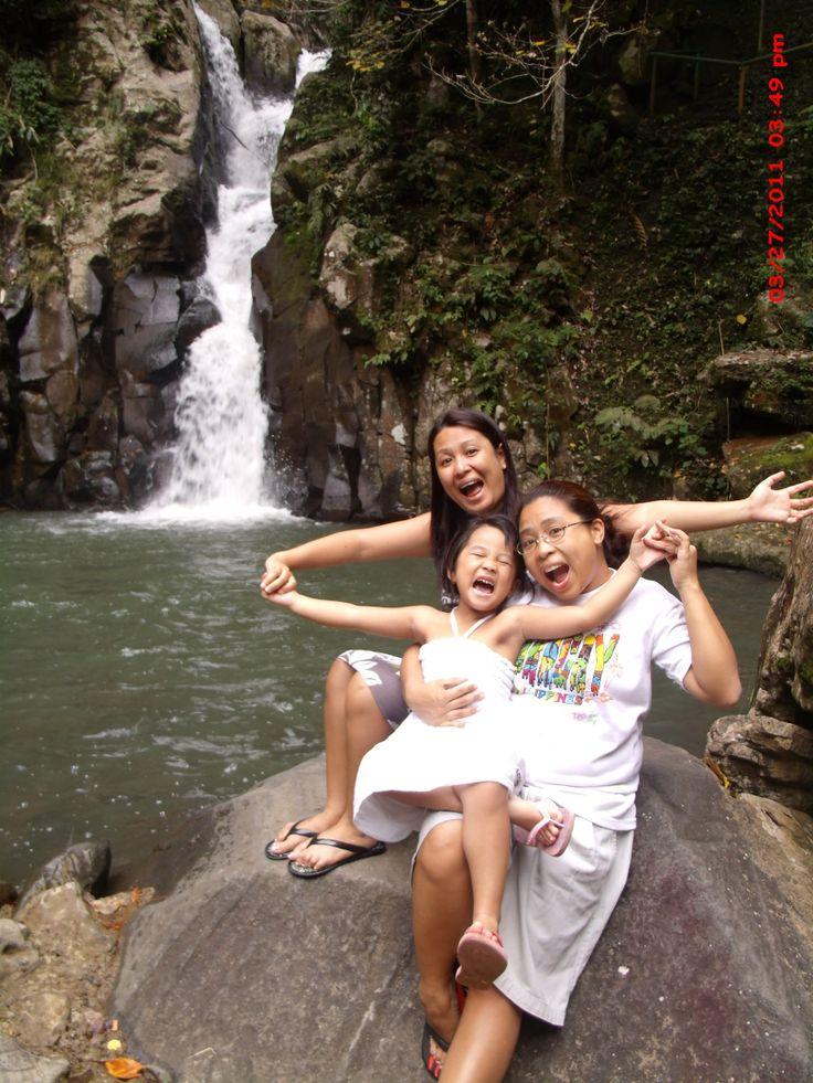 Mambukal falls at NEGROS