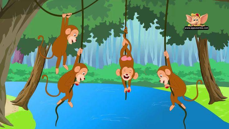 Monkeys And Bananas Cute Wallpaper 50 Best Preschool Songs Images By Cherri Anderson On