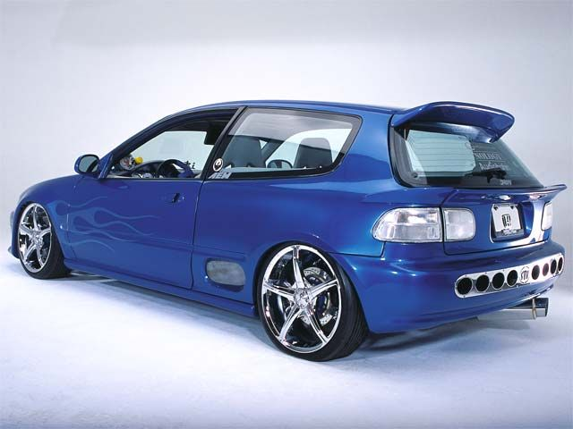 Modified Honda Hatchback ~
