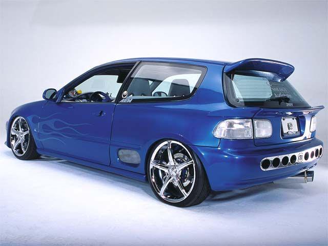 Modified Honda Hatchback ~