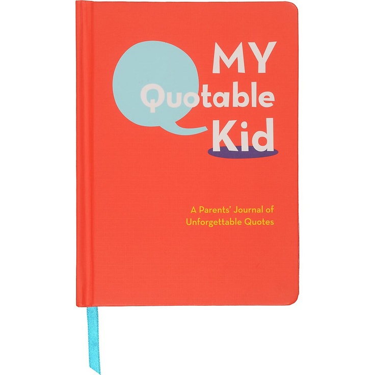 I can guarantee this will be needed! (just like momma): Books, Parents, Quotable Kids, Funny Things, Journals, Gifts Ideas, Quotabl Kids, Kids Quotes, Baby