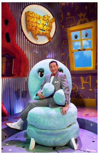 Pee-Wee Herman Playhouse Paul Reubens TV Show Poster 11x17 – BananaRoad