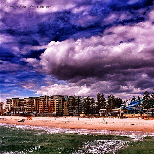 Gelenelg Beach - Adelaide, Australia