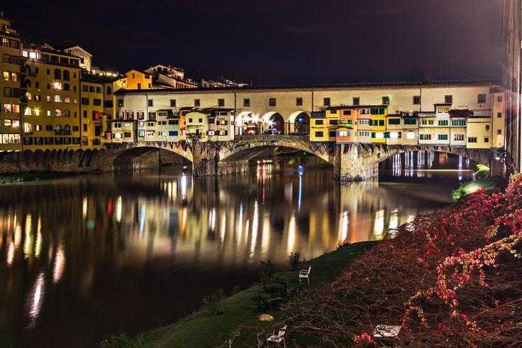 Ponte vecchio Firenze | da Antonio Casti