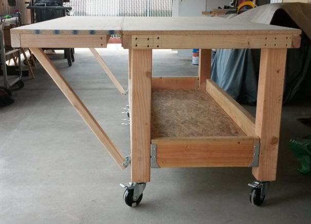 Work Bench More. 25  unique Diy workbench ideas on Pinterest   Tool table  Garage