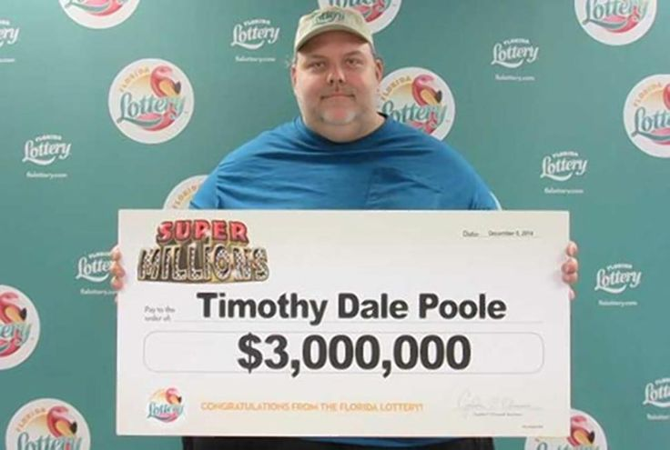 Convicted sex offender rakes in millions with Florida lottery ticket #lottery #news