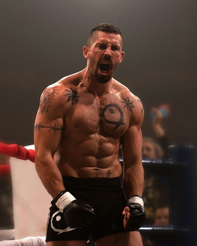 M.A.A.C. – Official Image Of SCOTT ADKINS As 'Boyka' In UNDISPUTED 4. UPDATE: Plot Details