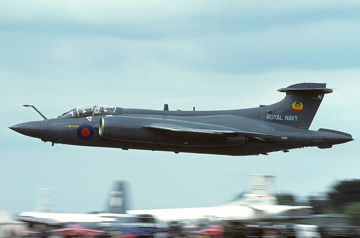 British Blackburn Buccaneer