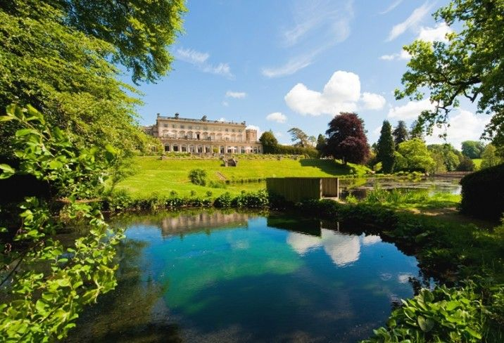 Cowley Manor, Cotswolds via Mr & Mrs Smith.
