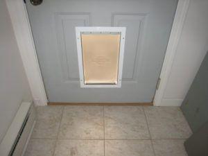 Internal Fire Door For Garage