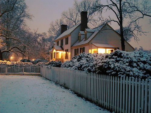 Best Colonial Williamsburg Images On Pinterest Colonial - Colonial christmas decorating ideas
