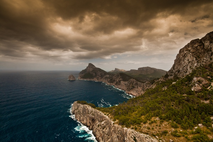 Cap de Formentor. Mallorca  #carhire #mietwagen #alquilercoche