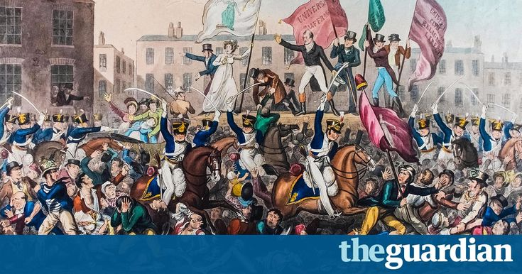 The bloody clash that changed Britain https://www.theguardian.com/news/2018/jan/04/peterloo-massacre-bloody-clash-that-changed-britain?utm_content=bufferba4cd&utm_medium=social&utm_source=pinterest.com&utm_campaign=buffer  Time to change the world again!  See how far we have come in less than 100 years, and then #DoSomethingAboutIT - Get active with #StopBrexit2018 and let's build a better future!