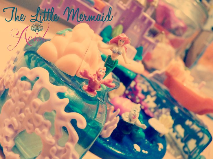 Polly pocket ariel la petite sir ne the little mermaid fashion pinterest more best - Image d ariel la petite sirene ...