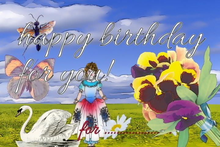 Dettaglio video Happy Birthday