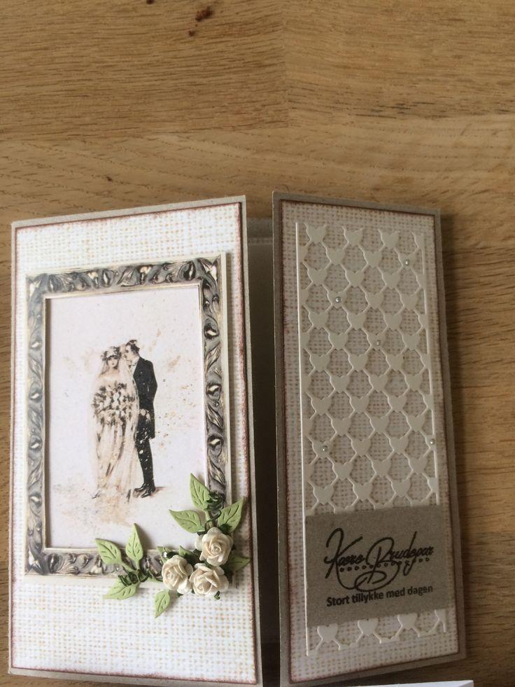 Papir og stempel fra Felicita