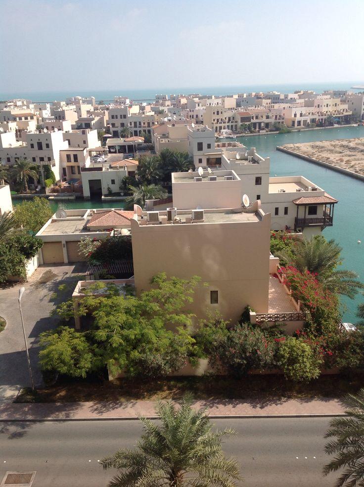 Floating City, Amwaj, Kingdom of Bahrain