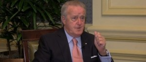Leaders with Ginni Thomas: Former Canadian PM Brian Mulroney