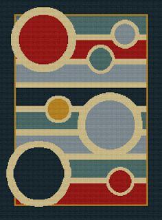 Fazer Tapetes de Arraiolos: NOVOS Desenhos e Kits para SALA