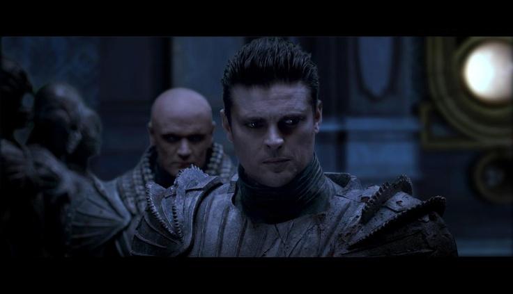 KarlUrban as Vaako in Riddick
