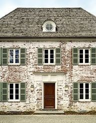 Lime Wash Brick Exterior Exterior Painting Interesting 108 Best Whitewashed Brick Images On Pinterest  Facades . Design Inspiration