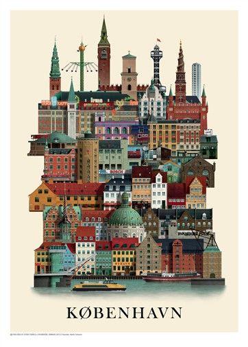København ♥ Visit www.glueckstueck.com and be a Fan…