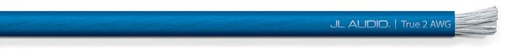 Cable Translúcido azul, calibre 2 (15.2 m)