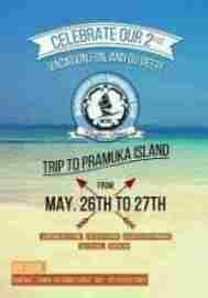 terbaru Rayakan Ultah, MCSCI Depok Ajak Citizens Seseruan ke Pulau Pramuka