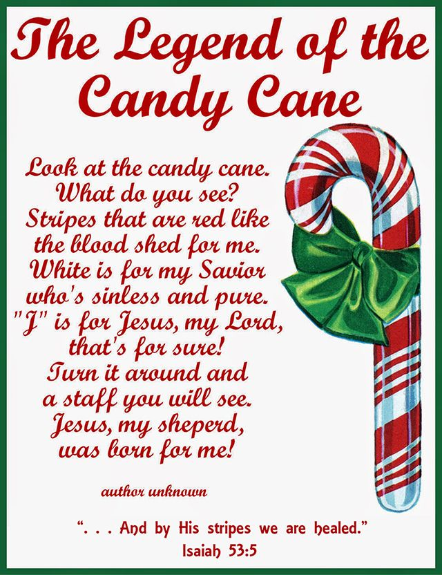 The Legend Of The Candy Cane For The Love Of God Candy Cane Story Candy Cane Coloring Page Candy Cane Image
